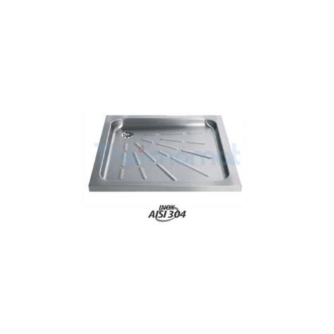 piatto doccia inox thermomat 2065 piatto doccia acciaio inox compra thermomat