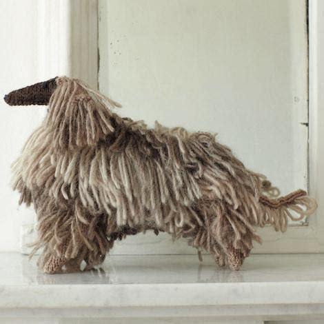 how to a hound how to knit an afghan hound selvedge magazine