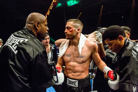 forest whitaker boxing movie jake gyllenhall watched and studied manny pacquiao fights