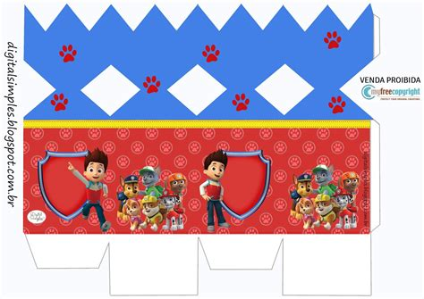 printable paw patrol birthday decorations paw patrol birthday party free printable boxes oh my