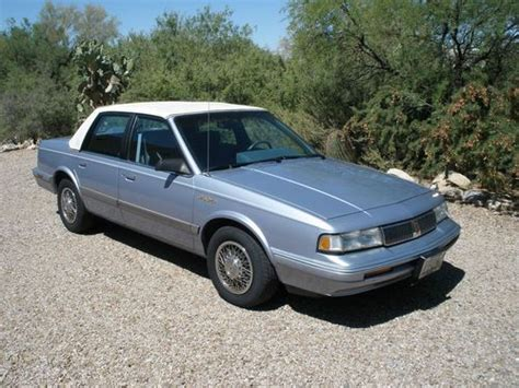 how to fix cars 1994 oldsmobile ciera user handbook buy used 1994 oldsmobile cutlass ciera special edition sedan 3 1l v6 in tucson arizona united