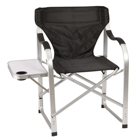 Yard Chair by Heavy Duty Collapsible Lawn Chair Black From Sportys