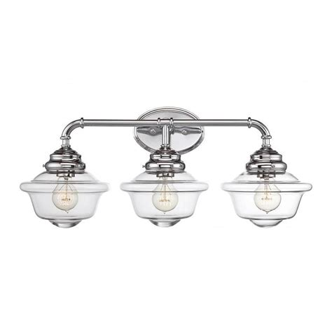 8 light bathroom vanity light filament design mckay 3 light chrome bath vanity light cli sh0249273 the home depot