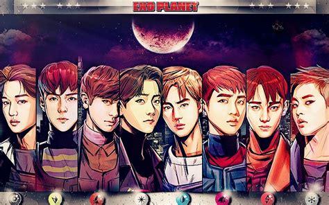Notebook Kpop Exo Power Member Chen exo power wallpaper by yuyo8812 on deviantart