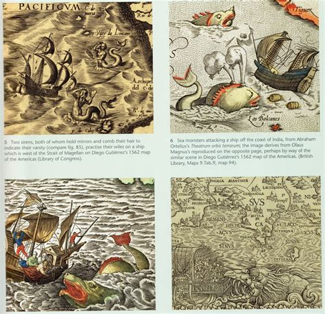 libro sea monsters on medieval sea monsters on medieval and renaissance maps frizzifrizzi
