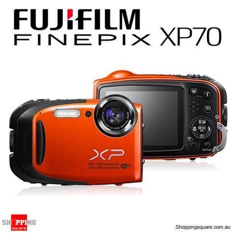 Fujifilm Finepix Xp70 fujifilm finepix xp70 waterproof orange shopping shopping square au