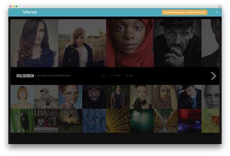 themes wordpress free full 20 best responsive free fullscreen wordpress themes 2017
