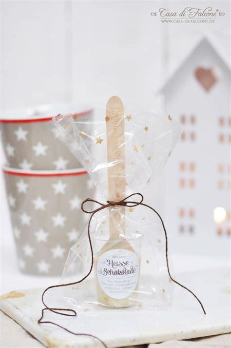 Weihnachtsgeschenkideen Selber Machen 5681 by Heisse Schokolade Am Stiel Rezept Verpackungsidee