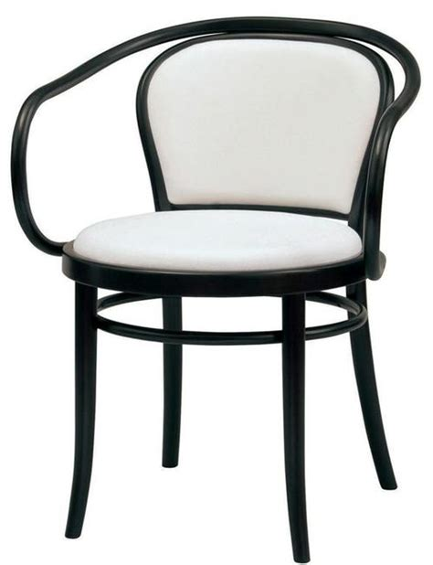 grand rapids chair b030a uph bk bentwood classic wood arm