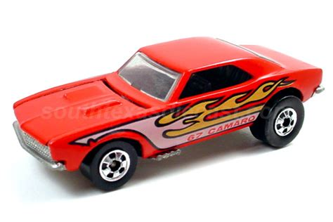 Wheels 2017 Treasure Hunt 67 Camaro Merah camaro fifty 67 camaro orange track diecast
