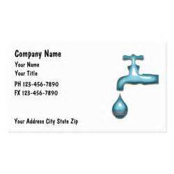 plumber business cards plumber business cards zazzle
