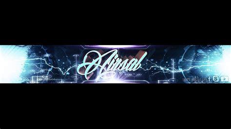 banner edit speedart airsal gfx youtube