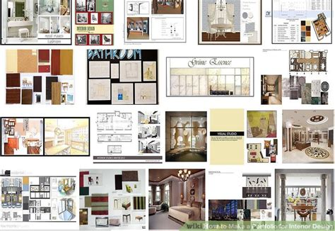 how to become an interior designer in 4 simple steps how to make a portfolio for interior design 6 steps