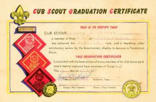 scout certificate templates evite for cub scouts invitations ideas