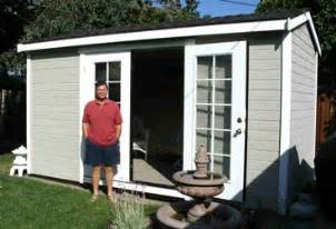 Shed Living Space Converting Sheds Into Livable Space Miniature Homes And