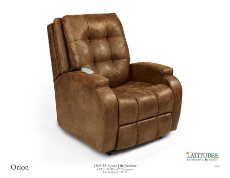 Lifting Recliners by Flexsteel Lift Recliner 1903 55
