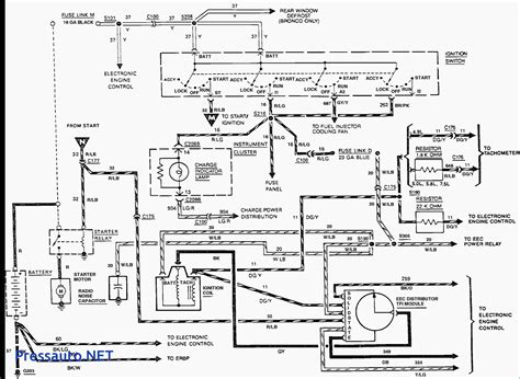 ford f 150 alternator wiring diagram on 2012 ford f 150 engine 88 f150 wiring diagram pressauto net