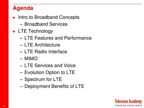 Benefits Of Mini Mba by Lte World Summit 2012 Tony Wakefield Informa T M