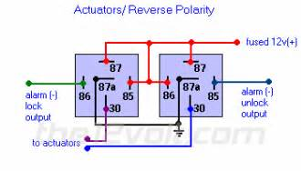 12v timed polarity circuit