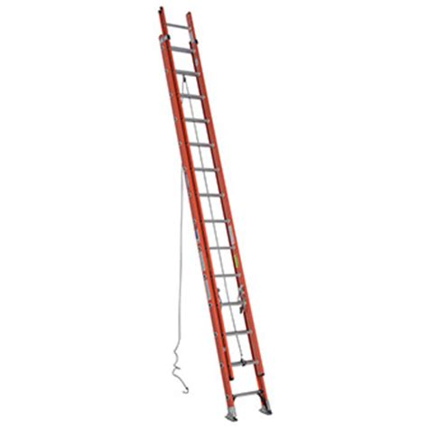 fiberglass extension ladder 28 rental the home depot
