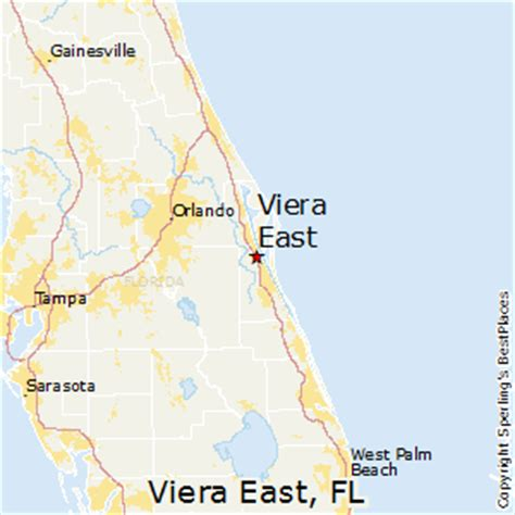 map of florida viera best places to live in viera east florida
