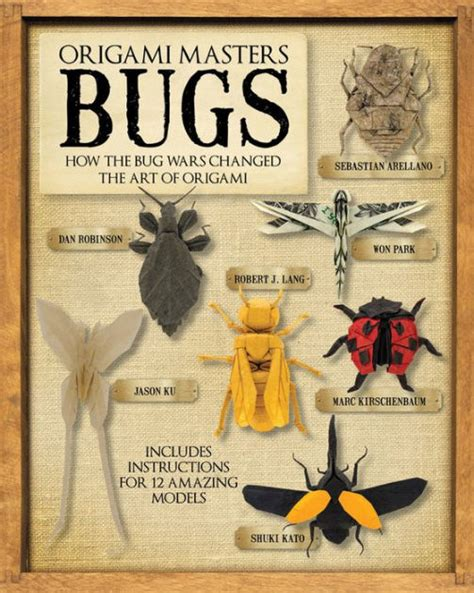 Origami Masters - origami masters bugs how the bug wars changed the of