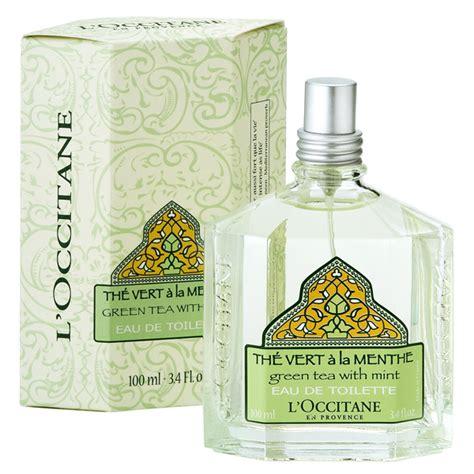Parfum Musk By Lilian Green Tea the vert a la menthe green tea with mint l occitane en provence perfume a fragrance for