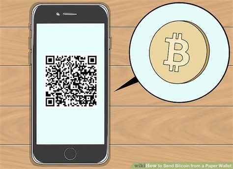 How To Make A Paper Bitcoin Wallet - how to send bitcoin from a paper wallet 10 steps with