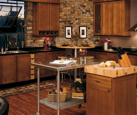 Rustic Hickory Kitchen Cabinets by Rustic Hickory Kitchen Cabinets Sedona Cabinet Door
