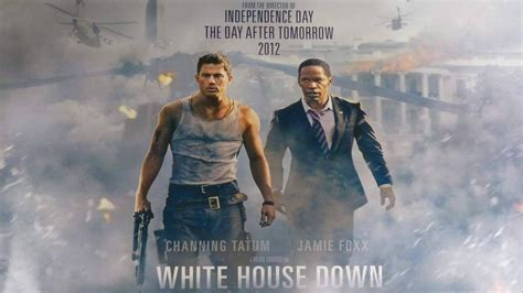 contact the white house white house down events
