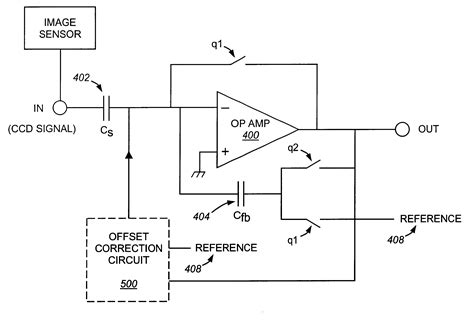 switched capacitor lifier circuit patent us6433632 correlated sling circuit with op patentsuche