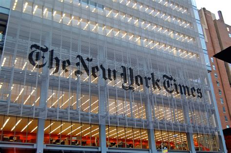 new york times news desk living on earth new york times to close its environmental