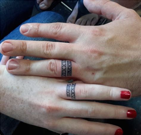Wedding Ring Tattoos by Wedding Ring Pictures To Pin On Page 5
