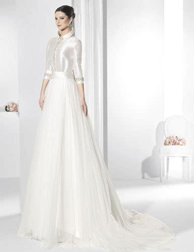 fotos vestidos de novia manga larga vestidos de novia con manga larga