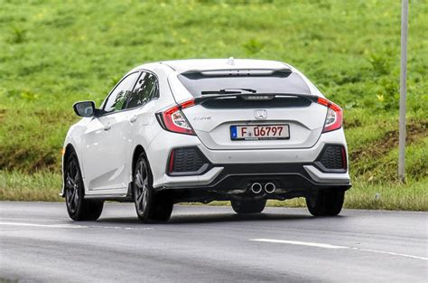 2017 honda civic 1 5 vtec turbo sport review review autocar