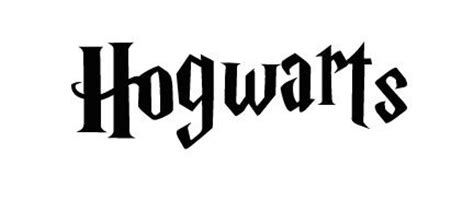 tattoo font generator harry potter for stencil crafts pinterest hogwarts silhouette