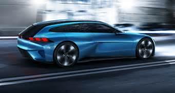 Peugeot Concept Peugeot Instinct Concept Revealed Photos 1 Of 27