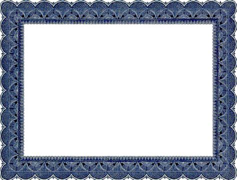 certificate border templates for word certificate border certificate and craft