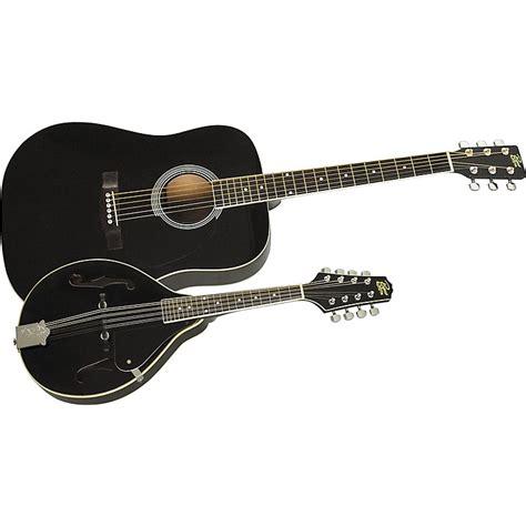 Gitar Mandolin rogue acoustic guitar and mandolin pack musician s friend