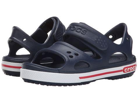 crocs childrens sandals crocs crocband ii sandal toddler kid navy