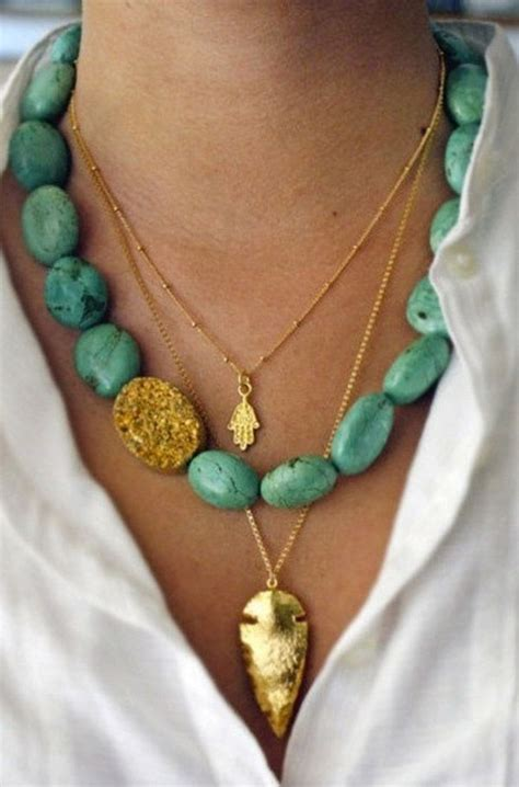 Trend Worth Trying Jeweled Necklines best 25 jewelry trends ideas on necklace