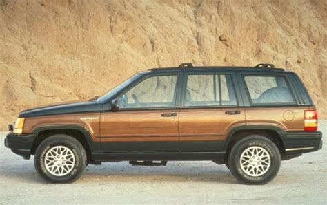 1993 Jeep Grand For Sale 1993 Jeep Grand Wagoneer Information And Photos