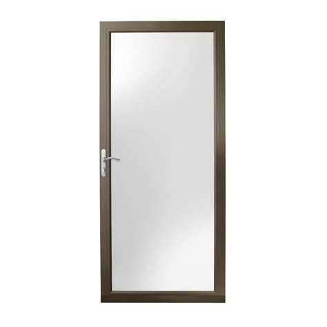 Home Depot Andersen Door by Andersen 36 In X 80 In 3000 Series Terratone Left