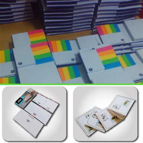 Custom Unicorn Terbaru Cetak Jakarta bikin sticky notes cetak post it percetakan