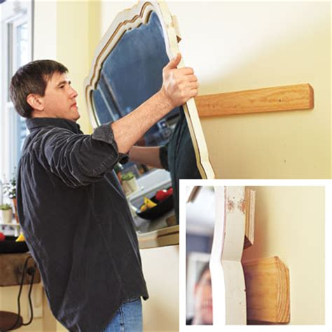 hanging heavy pictures without nails 1 hang heavy stuff 25 diy fundamentals this old house