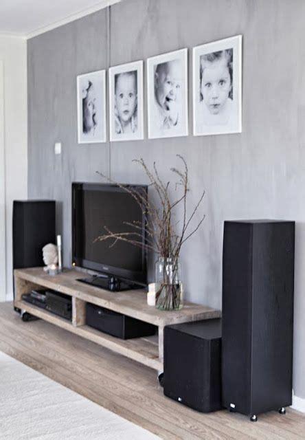 decorar la zona de la televisi 243 n en el sal 243 n hogar - Decorar Salon Tele