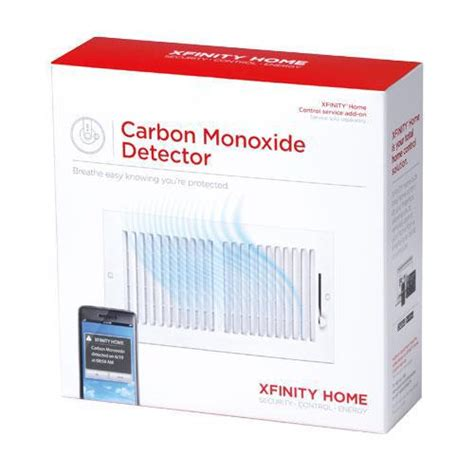comcast carbon monoxide detector xfinity home carbon