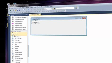 tutorial visual studio 2010 youtube tutorial 1 microsoft visual studio 2010 text to speech