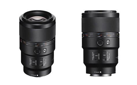 Sony 90mm F 2 8g Oss Macro G Lens sony fe 90mm f 2 8g macro oss lens images specs eu