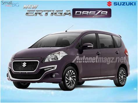 New Suzuki Ertiga Garnish Belakang Chrome Jsl Model Platinum launch of suzuki ertiga dreza in early 2016